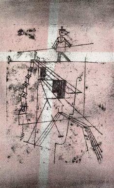 Afbeelding Paul Klee - Seiltanzer