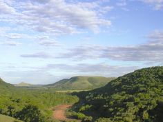 Valle del Lunarejo, Dpto. de Rivera