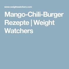Mango-Chili-Burger Rezepte   Weight Watchers