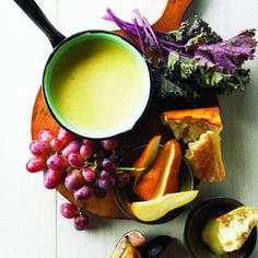 Six sweet and savoury Valentine's Day fondue ideas from chardonnay cheese to fast mocha.