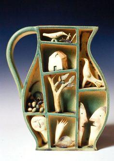 d7b0d0f7f8a by Riccardo Biavati Clay Art Projects