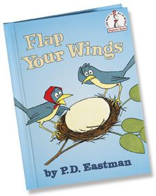 Flap Your Wings - Great Bird book for in the sling bookshelf