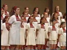 ▶ The Bulgarian National Radio Children's Choir - The Mountain has Overturned - YouTube