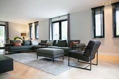 Are you looking for an interactive interior design for your home in the Utrecht region? We gladly come to you and advise you in an interactive interior session. rnrnSource by margreetkorf Living Room Modern, Living Room Sofa, Home Living Room, Living Room Decor, Living Room Inspiration, Interior Inspiration, Modern Interior Design, Interior Design Living Room, Fireplace Design