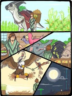ARK STORY Pt 4 - Reap What You Sow by DjayMasi