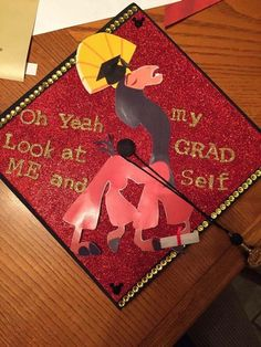 Graduation Caps for days
