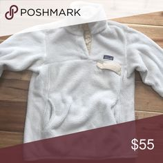 Patagonia Pullover XS Patagonia Pullover. Cream/white Patagonia Other