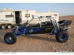 4 Seater Sand Rail