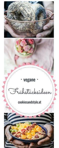 Über 50 Ideen für veganes Frühstück. Egal ob süß oder pikant, hier gibts vegane Rezept so weit das Auge reicht.
