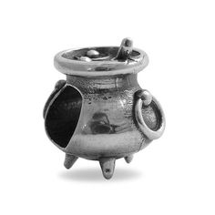 W Hamond Sterling Silver Witches Cauldron Charm Witches Cauldron, Halloween 20, Cool Things To Buy, Stuff To Buy, Gothic Jewelry, Jewelry Packaging, Fashion Bracelets, Fine Jewelry, Jewellery