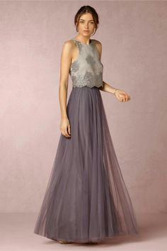 Bea Top & Louise Tulle Skirt by BHLDN.COM