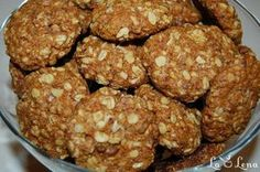 Baby Food Recipes, Dessert Recipes, Cooking Recipes, Healthy Biscuits, Baby Dishes, Good Food, Yummy Food, Healthy Food, Vegan Cake