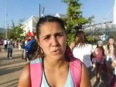 Mundial Junior Chile 2016: Agustina Gorzelany