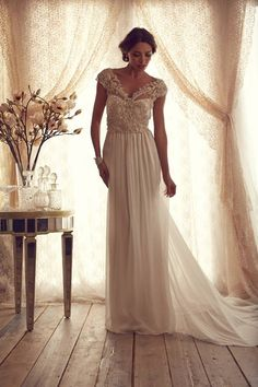 Gossamer Collection - Anna Campbell designer bridal fashion Melbourne