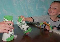 Cymbergaj gra dla dzieci w domu