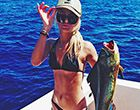 BD introduces this month's Fishin Chick, Kristen Petersen of Newport Beach, CA.  Check out what she loves about fishing.