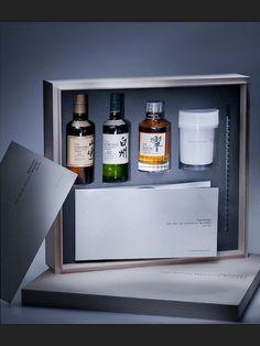 The art of Japanese whiskey.