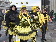 Dress Up, Bee, Carnavals, Friends, Calendar, Birthday