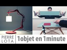 Fast Furniture Projects : 1 Object in 1 Minute