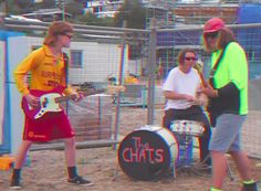just some punk songs: The Chats - Smoko