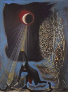 'Moonlight Sonata' by John Byrne, 2014 (Oil and casein on board)