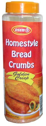 Osem Homestyle Bread Crumbs, Italian, 15 Ounce (Pack of 12) *** For more information, visit image link.