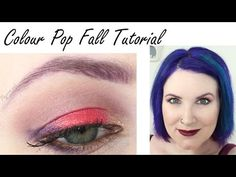 Colour Pop Fall Tutorial