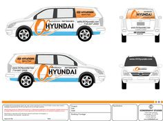Custom Vehicle Wrap Design By Iconography
