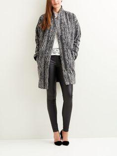 Wool coat for winter ❄
