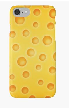 Swiss Cheese Cheezy Texture Pattern iPhone Cases & Skins by Cool Iphone Cases, Swiss Cheese, Textures Patterns