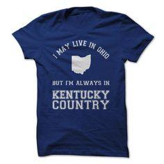 Ohio Kentucky Country T-Shirts, Hoodies, Sweatshirts, Tee Shirts (22$ ==► Shopping Now!)
