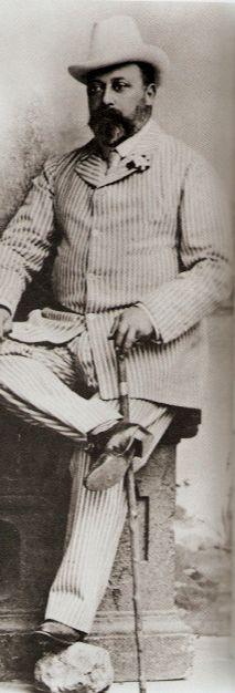 Edward Prince of Wales c.1900