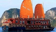 Tour name: Halong Violet Cruise  Destination: Ha Long  Duration: 3 Days 2 nights  Price: 420 USD