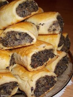 Good Food, Yummy Food, Savoury Baking, Polish Recipes, Christmas Cooking, Best Appetizers, Appetisers, International Recipes, Food Inspiration