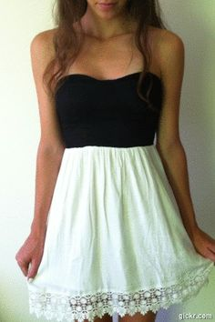 This dress that I found on pinterest :)