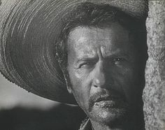 """The Magnificent Seven (1960) Eli Wallach ... """"Generosity... that was my first mistake. I leave these people a little bit extra, and then they hire these men to make trouble. It shows you, sooner or later, you must answer for every good deed."""""""