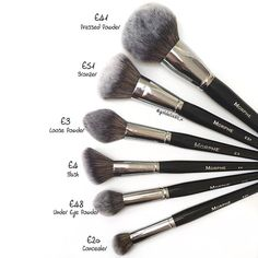 As my favourite ever brush line are currently 40% off, I wanted to share my top picks from the @morphebrushes Elite range (face brushes & what I use them for) I was lucky enough to get one of the new Elite brushes to come from this months #morpheme bag and I am soooo in love, I honestly didn't think they could be any better than the originals what are your favourite Elite brushes? @linda_morphe