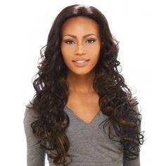 Sensationnel 100% Remi Human Lace Wig Jennifer