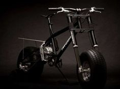 Hanebrink - Fortune Hanebrink's all-terrain bike 'Hanebrink' is a completely eco-friendly bike that runs off of a 600W electric motor powered by...