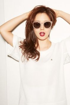 Moon Chae Won is Fun and Flirty in Vivienne Westwood Sunglasses | A Koala's Playground