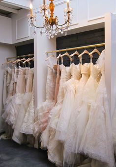 Vera Wang | Bridal Salon - A Few Of My Favorite Things