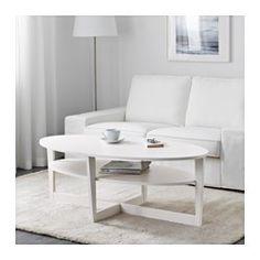 IKEA - VEJMON, Bord, , Separat hylle til blader og aviser holder orden på tingene dine og gir en ryddigere bordplate.