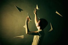 Paper Thoughts - by: Julia Davis