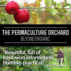 Actually, not to The Permaculture Orchard, but a list of Permaculture and Design resources.