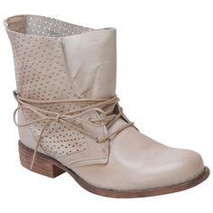 Beige Nude Miz Mooz Women's Landry Ankle Boot   Infinity Shoes