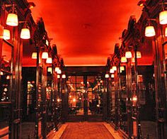 Paris' Hotel Costes entry