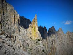 Guglia del Prefouns e Cresta Savoia