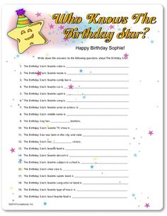 90th Birthday Parties Teenage Party Games 60 Ideas Sleepover