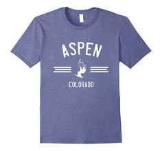 Whereables: Aspen Colorado Chairlift T-Shirt