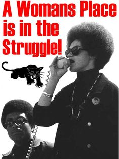 Women played a crucial role in shaping the black power movement, says Ashley Farmer (Source: Cau Napoli via Flickr, CC BY-NC-SA 2.0, http://creativecommons.org/licenses/by-nc-sa/2.0/)